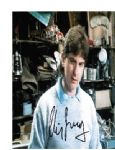 Chris Jury from Doctor Who & Lovejoy  10 x 8 Genuine Signed Autograph 2141